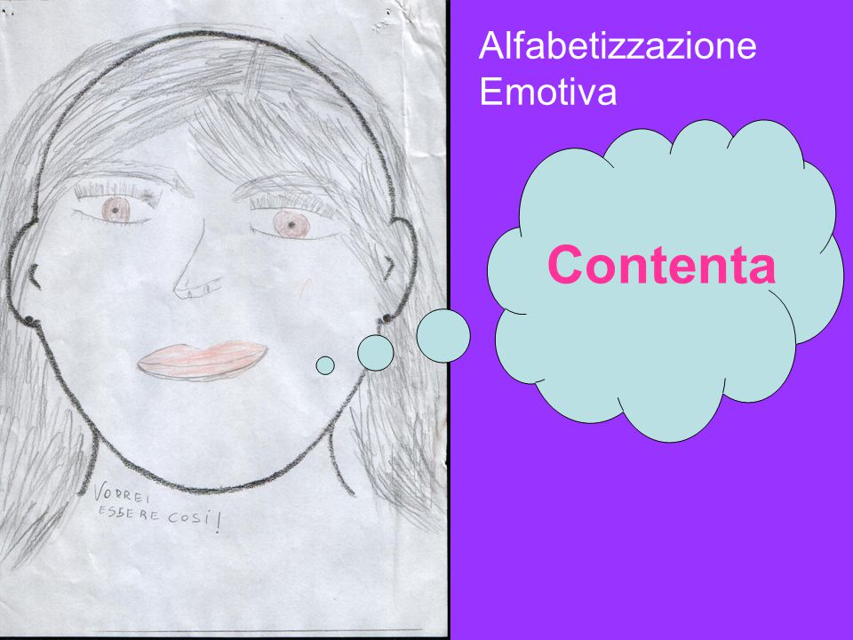 Alfabetizzazione Emotiva Contenta