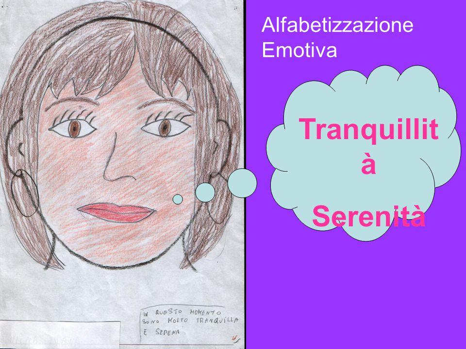 Alfabetizzazione Emotiva Tranquillit à Serenità