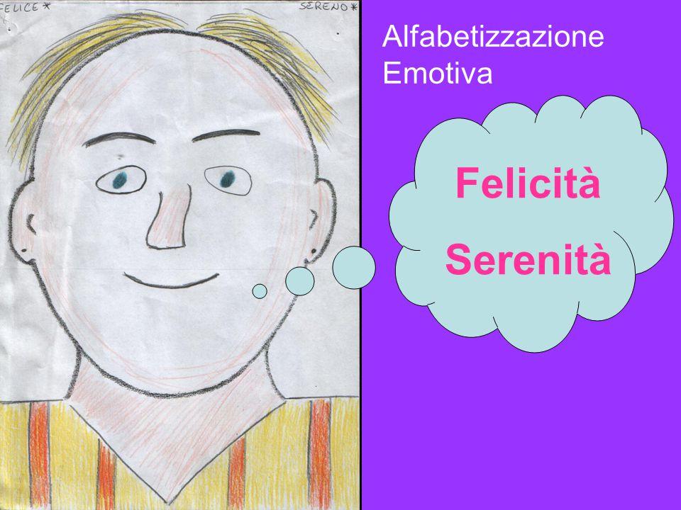 Alfabetizzazione Emotiva Felicità Serenità