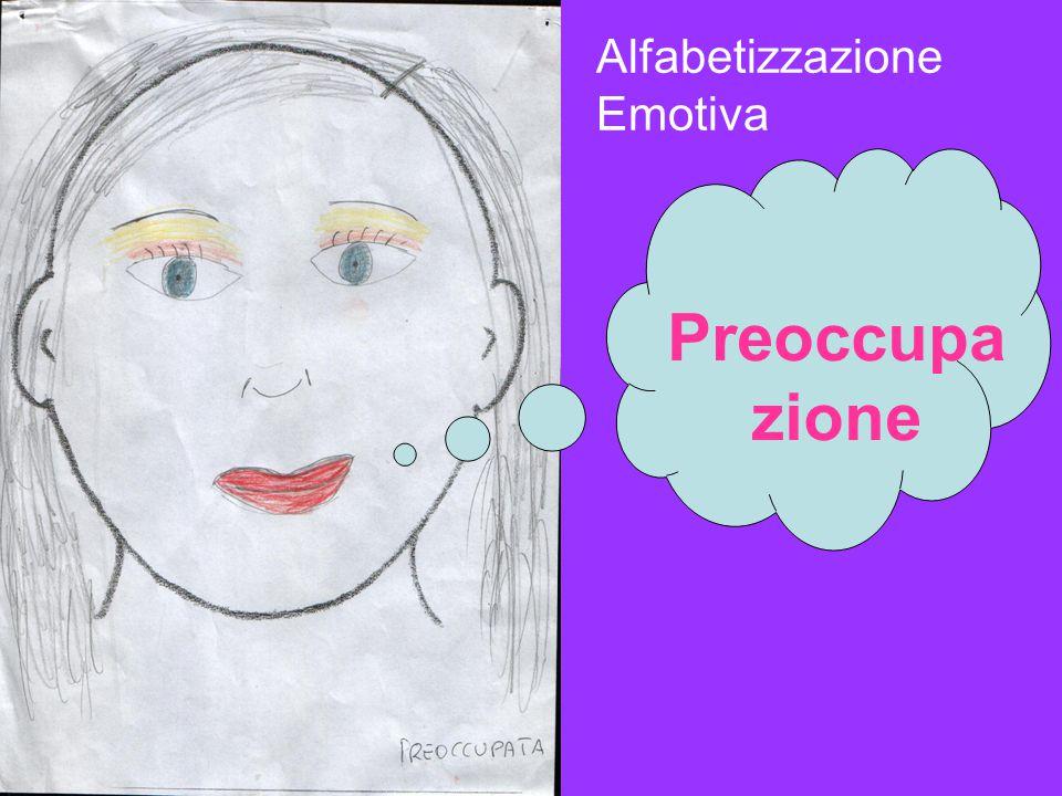 Alfabetizzazione Emotiva Preoccupa zione