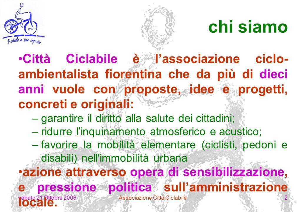 sabato 21 Ottobre 2006Associazione Città Ciclabile13 pieve di S. Maria a Mantignano