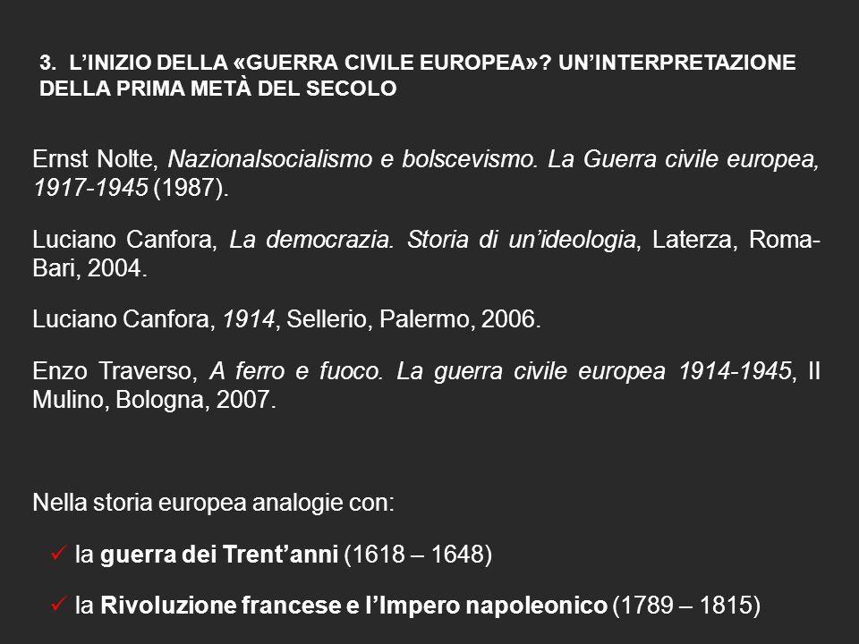 CAUSE POLITICHE  Contrasti tra Germania e Francia per l'Alsazia e la Lorena  Tensione tra Austria e Russia per l'egemonia sui Balcani  Esistenza di