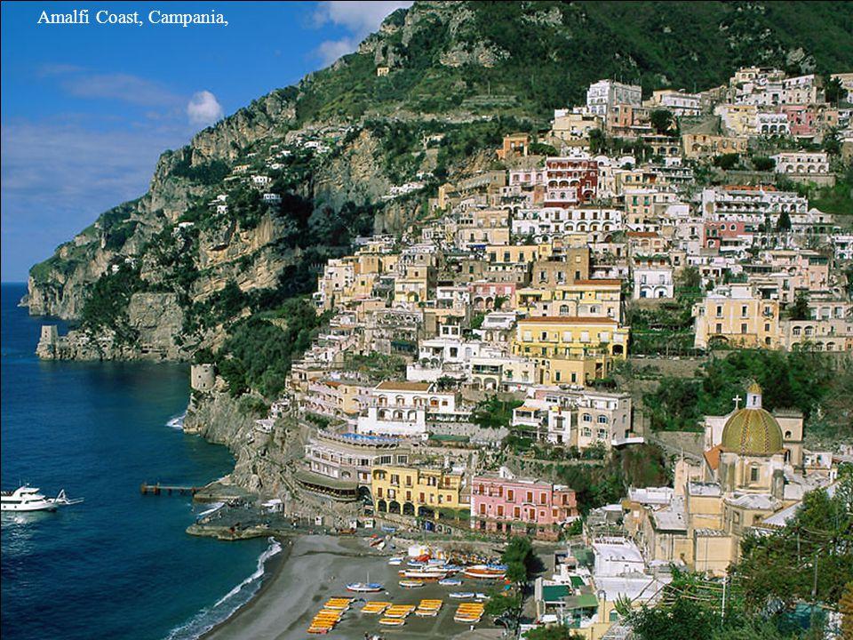 I t a l y Vakantiemix Italie
