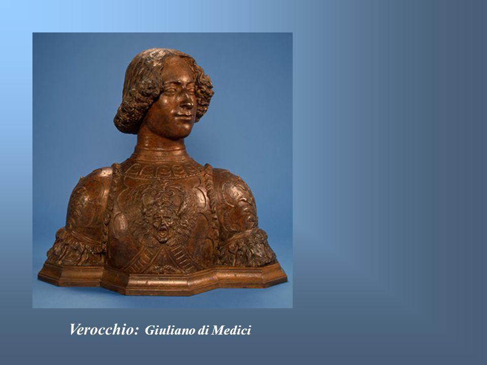 Verocchio: Giuliano di Medici