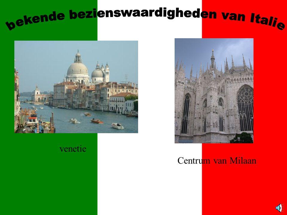venetie Centrum van Milaan