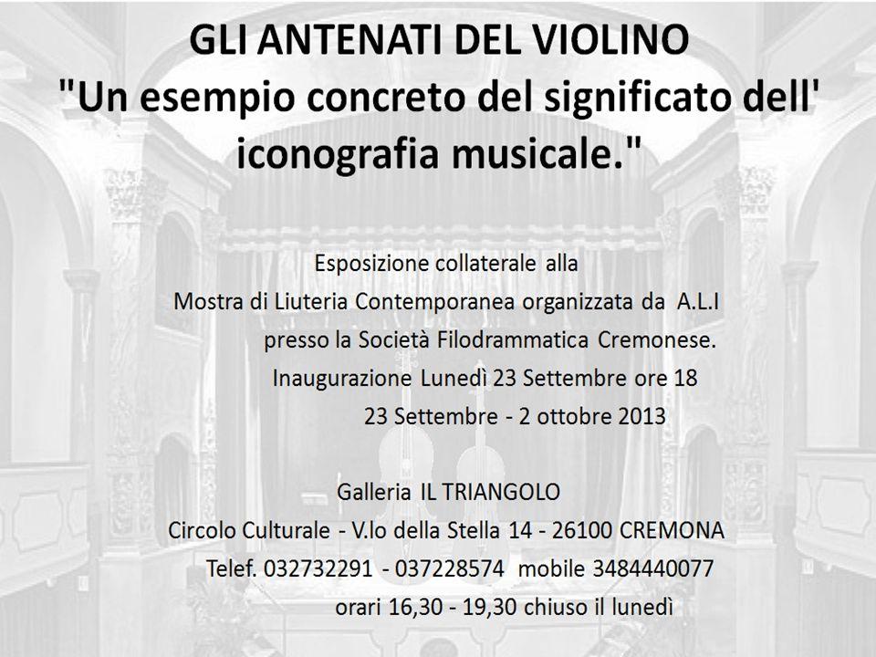 La lezione di Mario: La complessa storia della nascita del violino che traspare dai dipinti rinascimentali delle chiese cremonesi