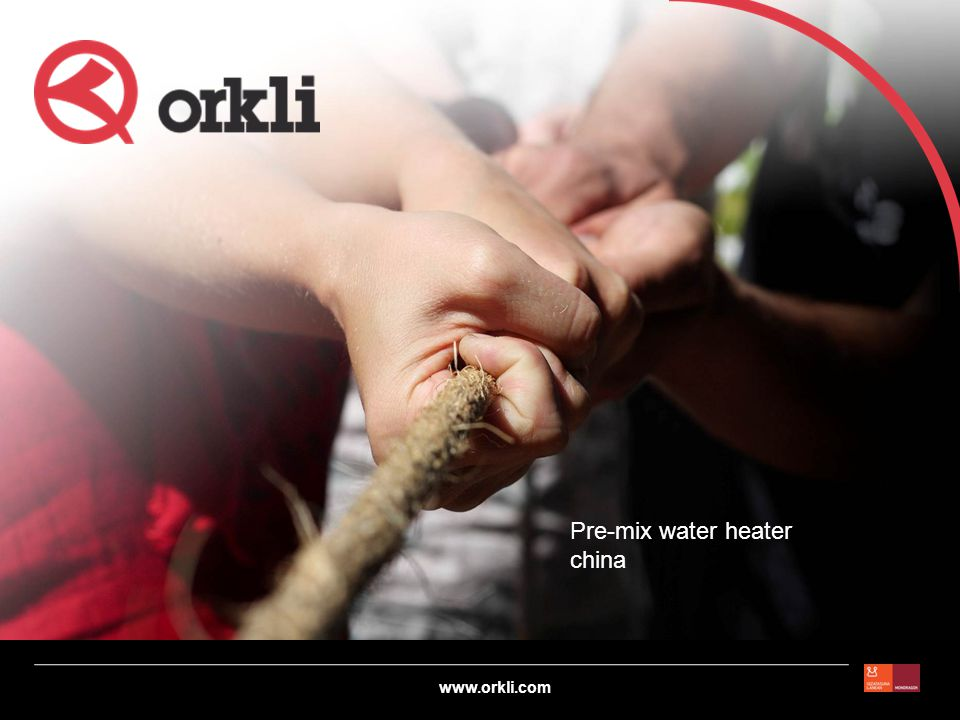 www.orkli.com Pre-mix water heater china