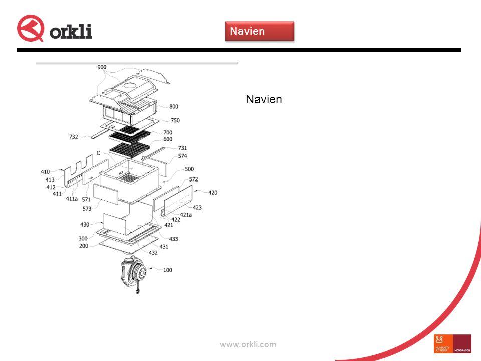 www.orkli.com Navien
