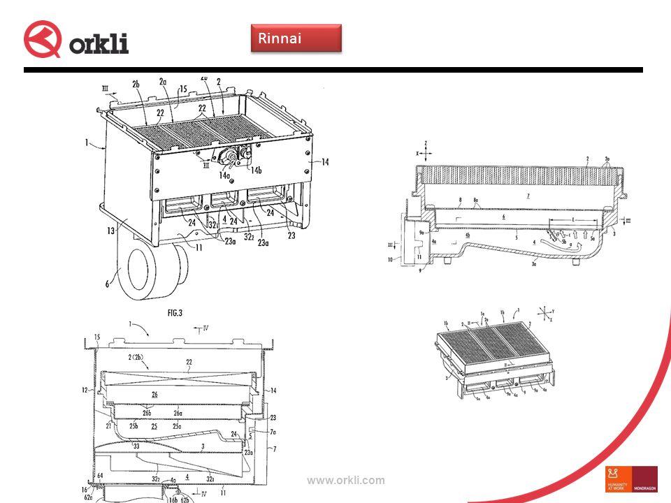 www.orkli.com Rinnai