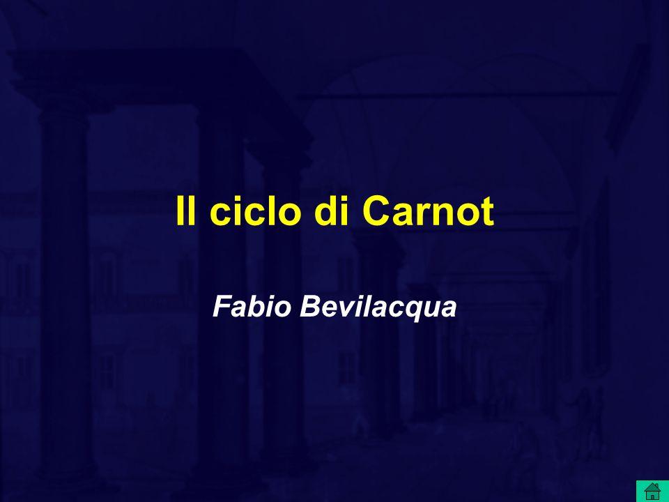 Il ciclo di Carnot Fabio Bevilacqua
