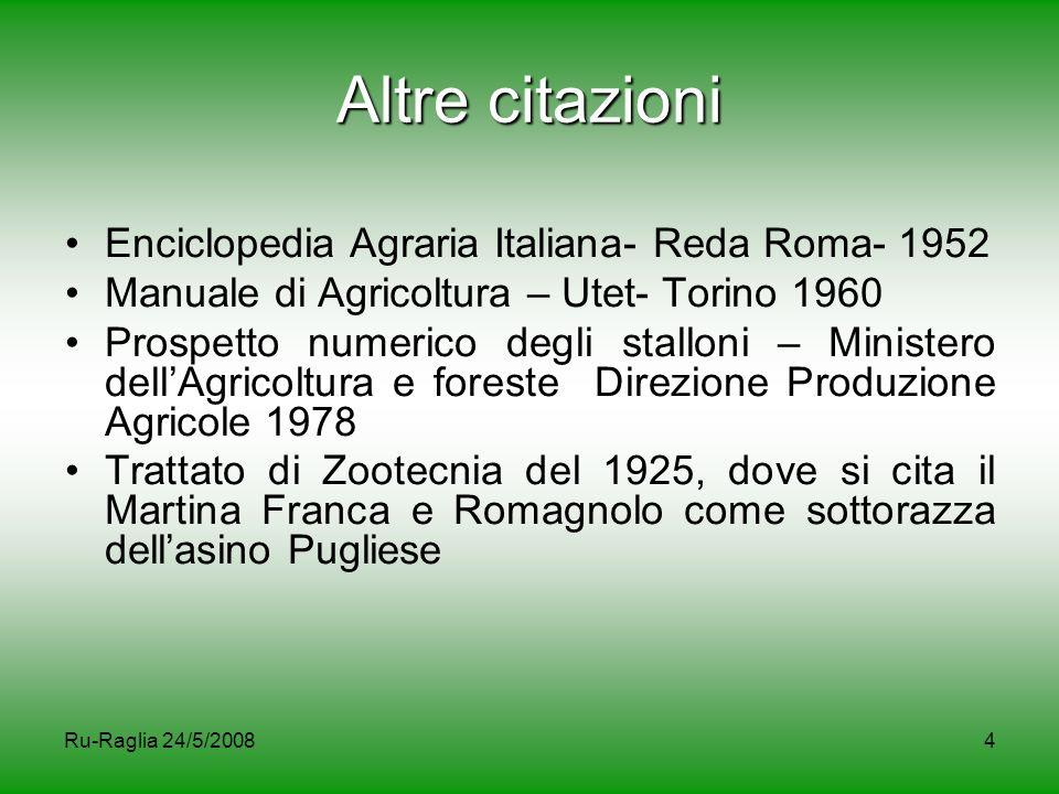 Ru-Raglia 24/5/20085 dal Marchi - Mascheroni del 1925