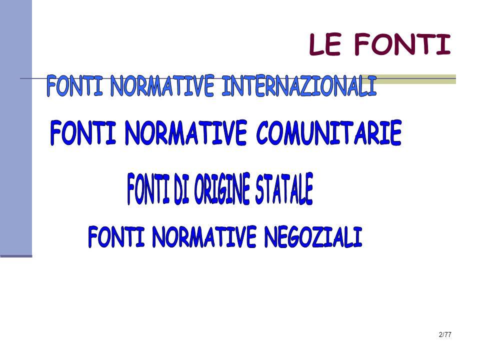 2/77 LE FONTI