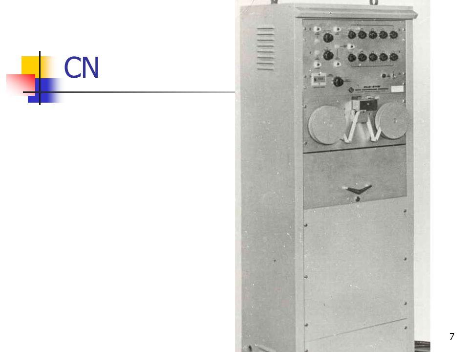 8 CNC