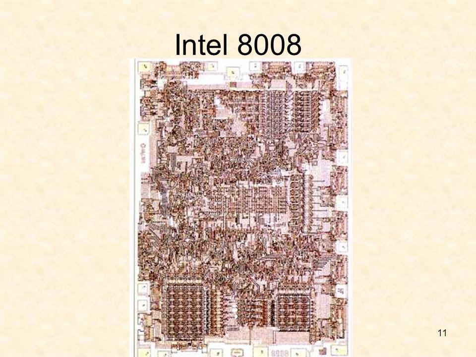 11 Intel 8008