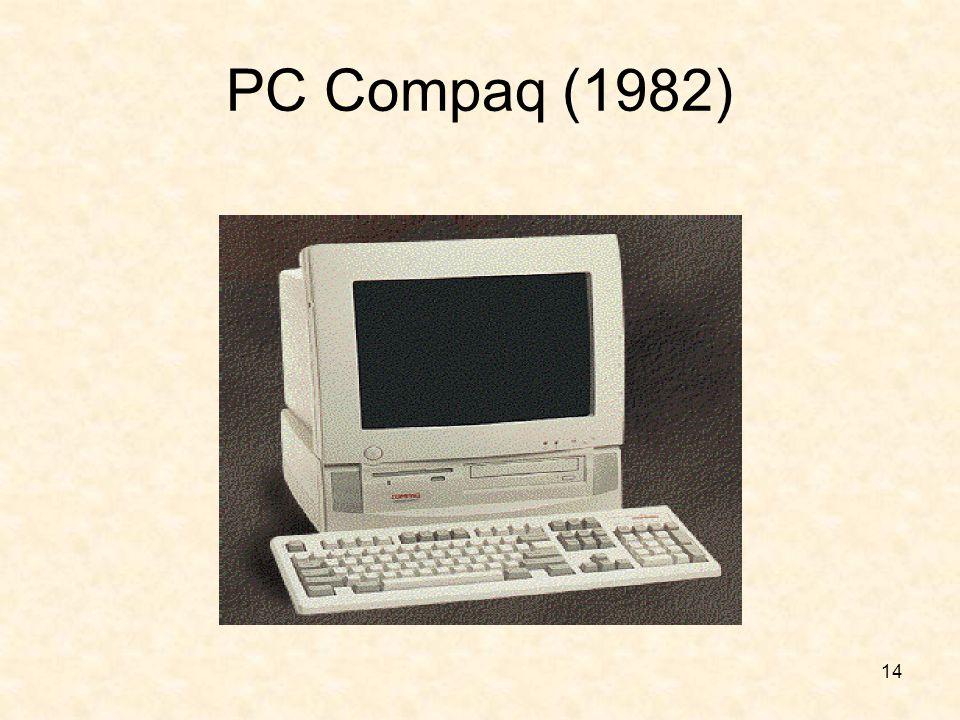 14 PC Compaq (1982)