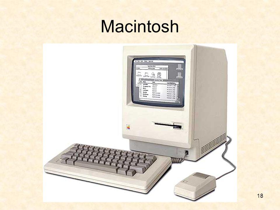 18 Macintosh