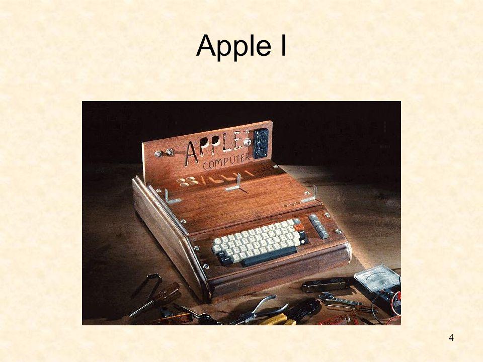 4 Apple I