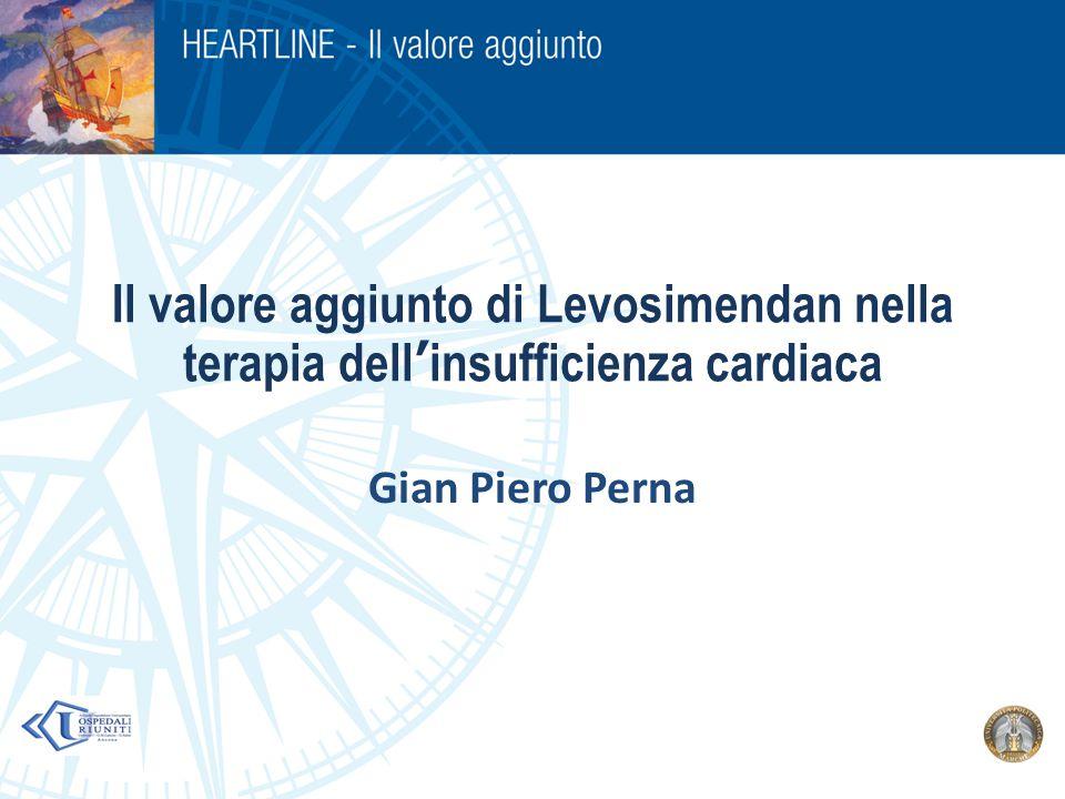 Mortalità nei pazienti in cure palliative (41 pts) (36 pts) (50 pts) I Battistoni et Al : It Heart J 2012