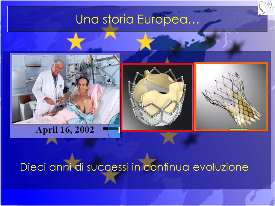 Una storia Europea… Dieci anni di successi in continua evoluzione