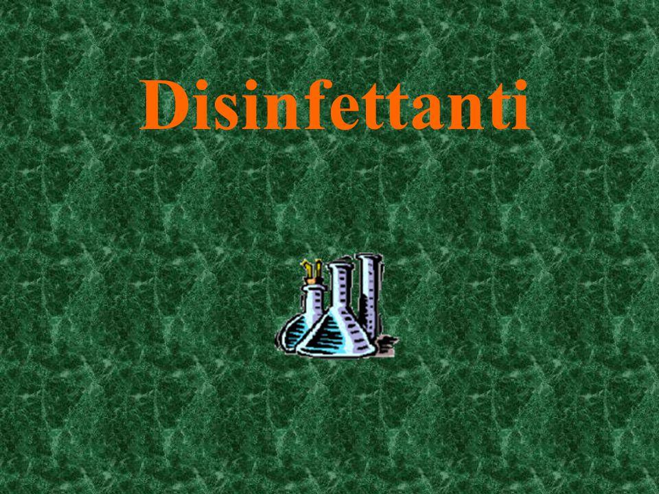 Disinfettanti