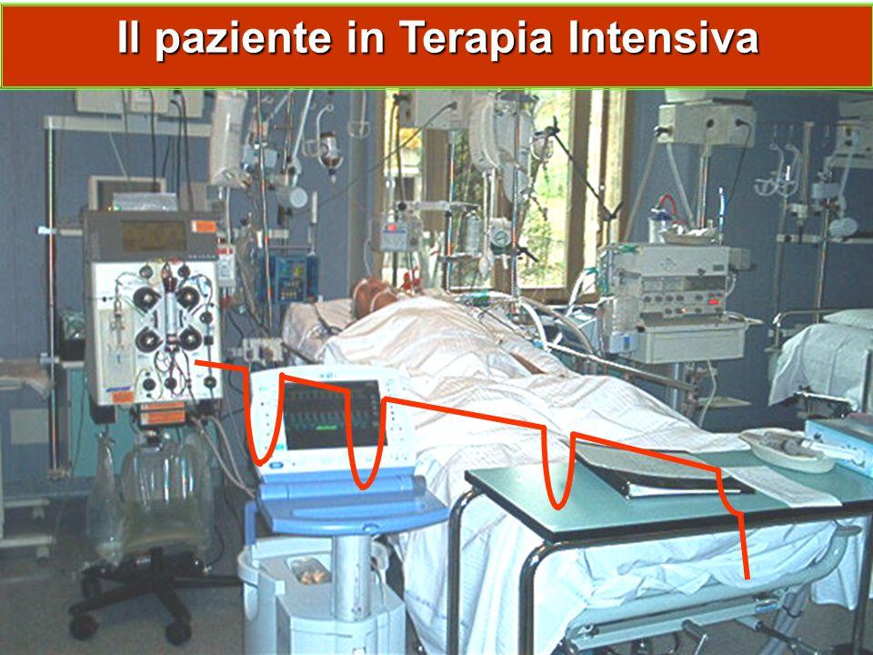 Il paziente in Terapia Intensiva