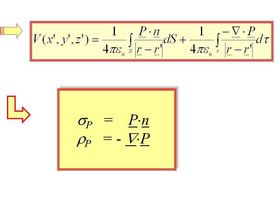  P = P  n  P = -  P  P = P  n  P = -  P