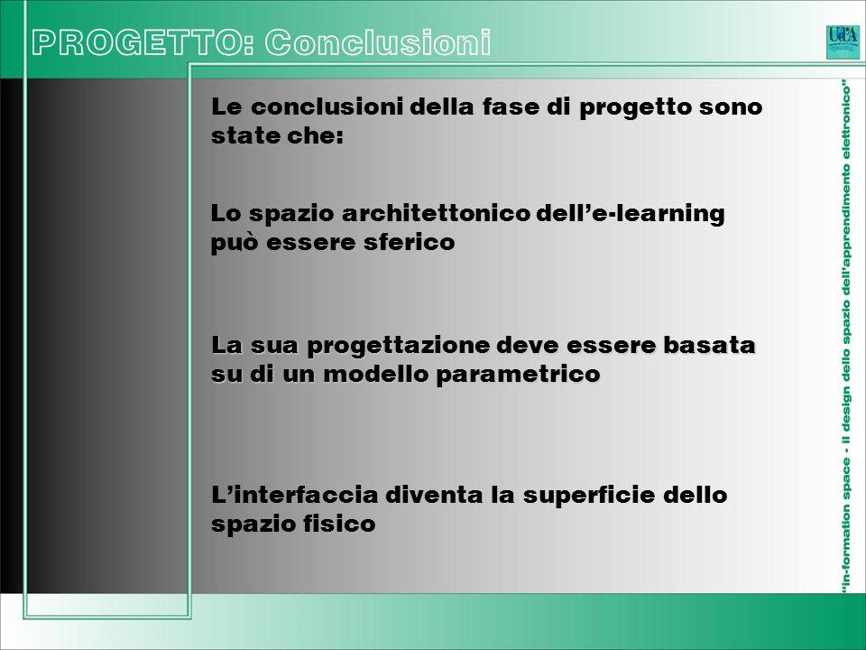 PROGETTO: Applicazioni Networks F.A.D. Information Point E- Classroom 05