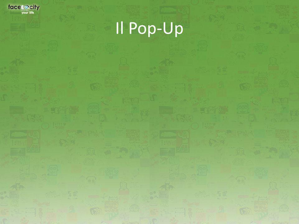 Il Pop-Up