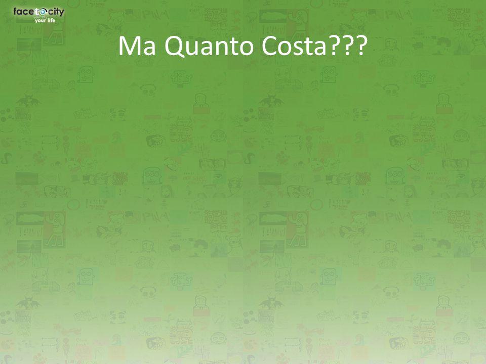 Ma Quanto Costa???