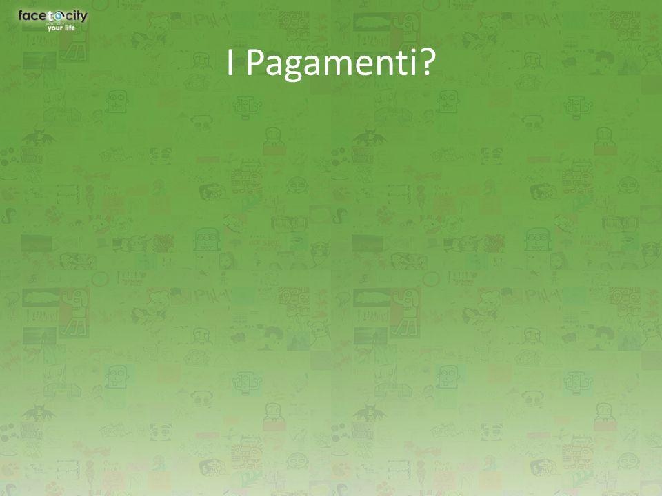 I Pagamenti