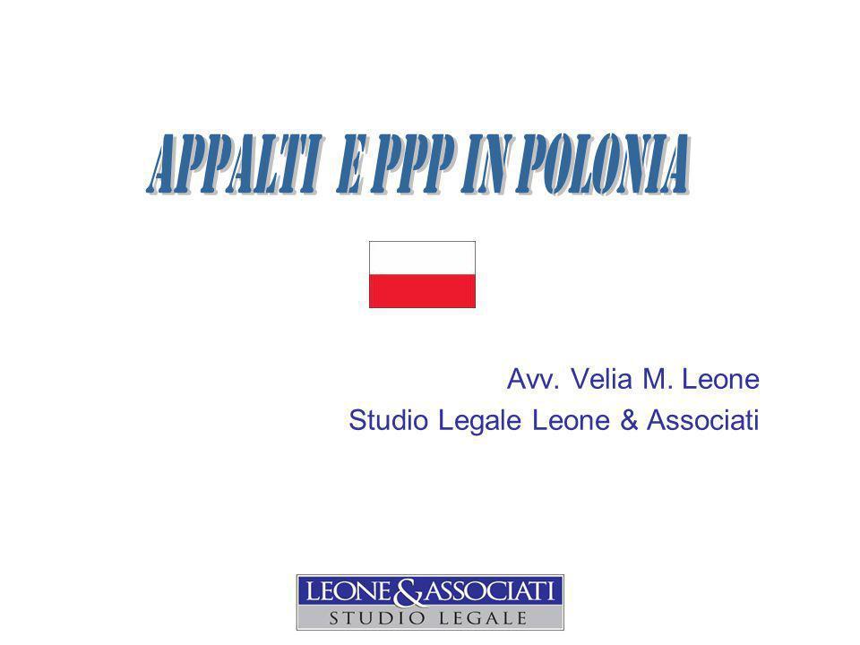 Avv. Velia M. Leone Studio Legale Leone & Associati