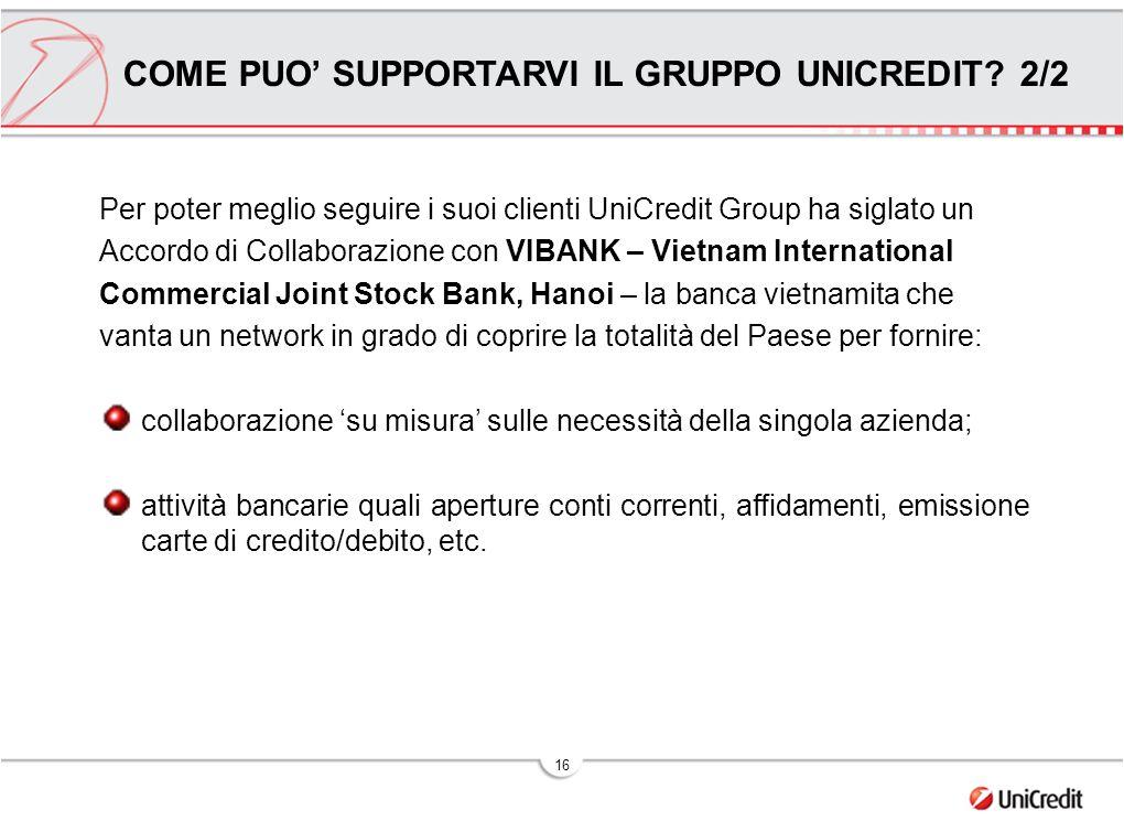 17 UniCredit Group European Network
