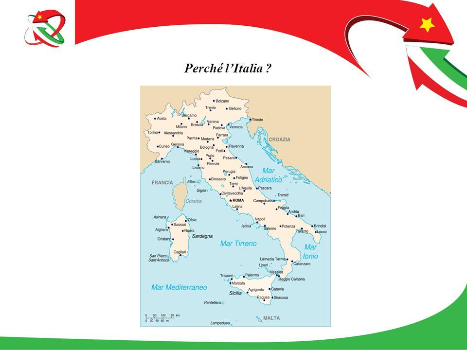 Perché l'Italia