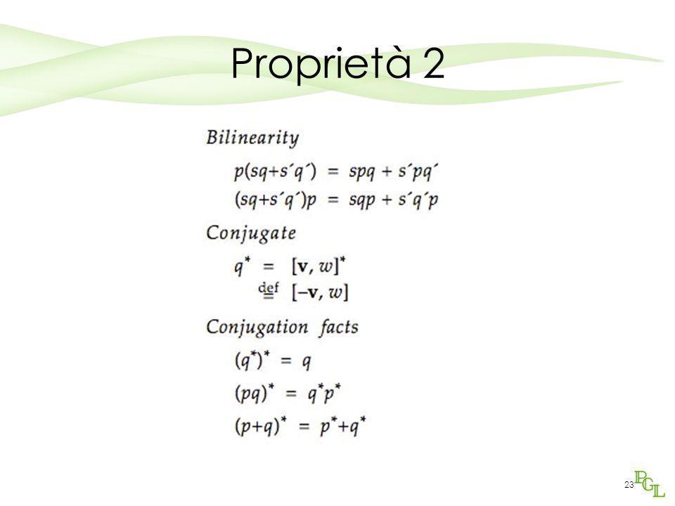 23 Proprietà 2
