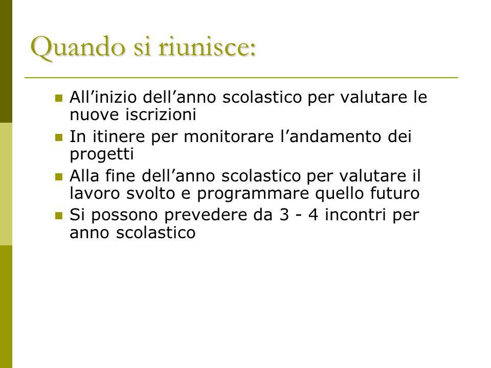 CONSIGLIO DI CLASSE o TEAM Programmazione della classe Programmazione individualizzata Interventi di alfabetizzazione Rinforzo italiano L2 Fase ponte interventi in caso di disagio