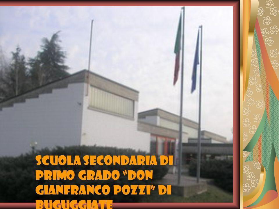 """Scuola Secondaria di primo grado """"Don Gianfranco Pozzi"""" di Buguggiate"""