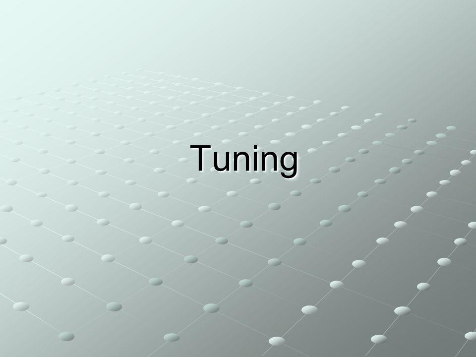 TuningTuning