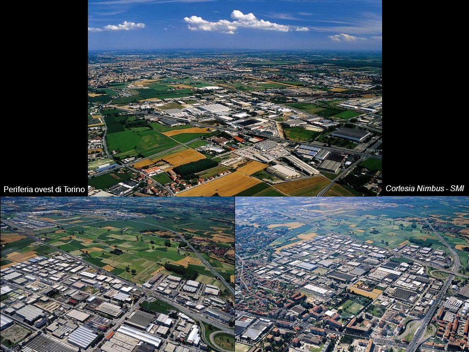 Periferia ovest di Torino Cortesia Nimbus - SMI