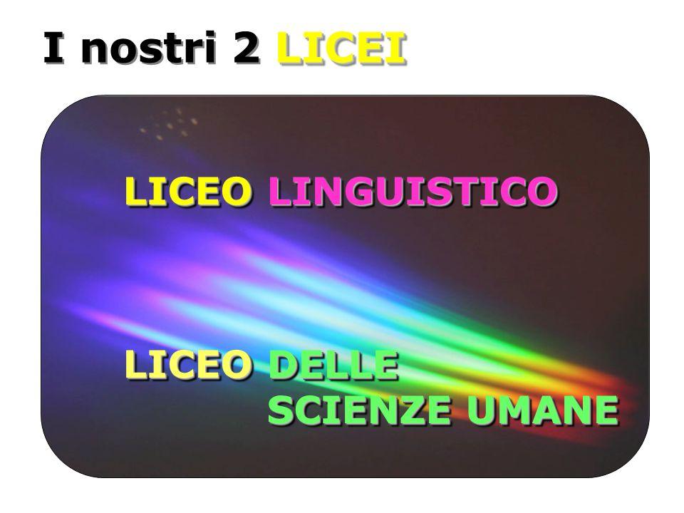 LICEOLINGUISTICO LICEO LINGUISTICO LICEO DELLE SCIENZE UMANE SCIENZE UMANE LICEOLINGUISTICO LICEO LINGUISTICO LICEO DELLE SCIENZE UMANE SCIENZE UMANE