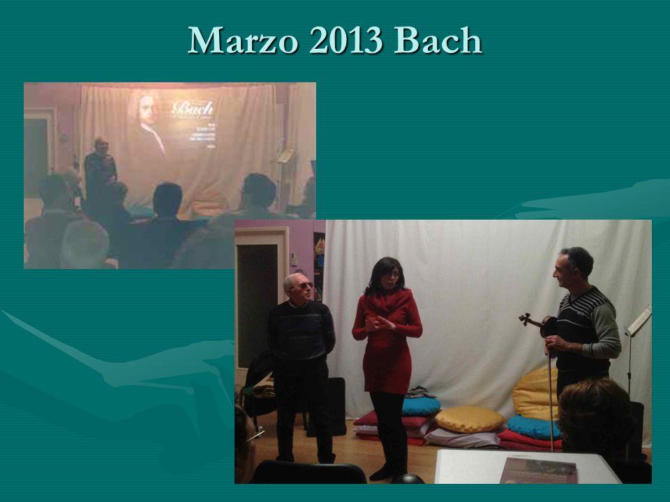 Marzo 2013 Bach