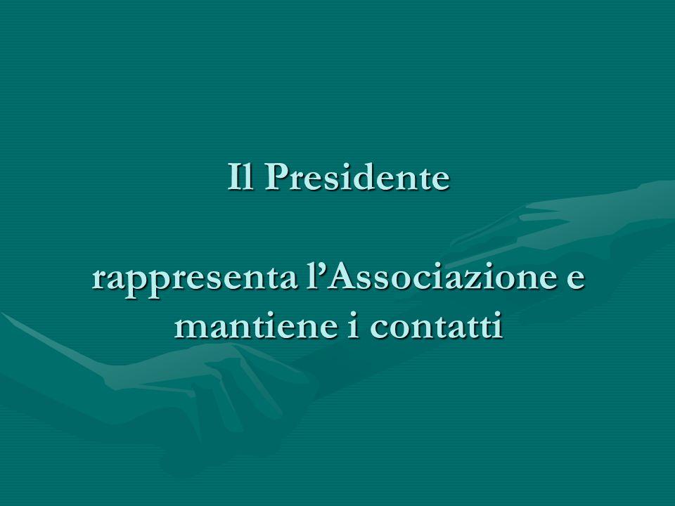 Il Consiglio Direttivo, è attualmente costituito dai 7 soci fondatori, in carica per tre anni; funzioni organizzative e di gestione