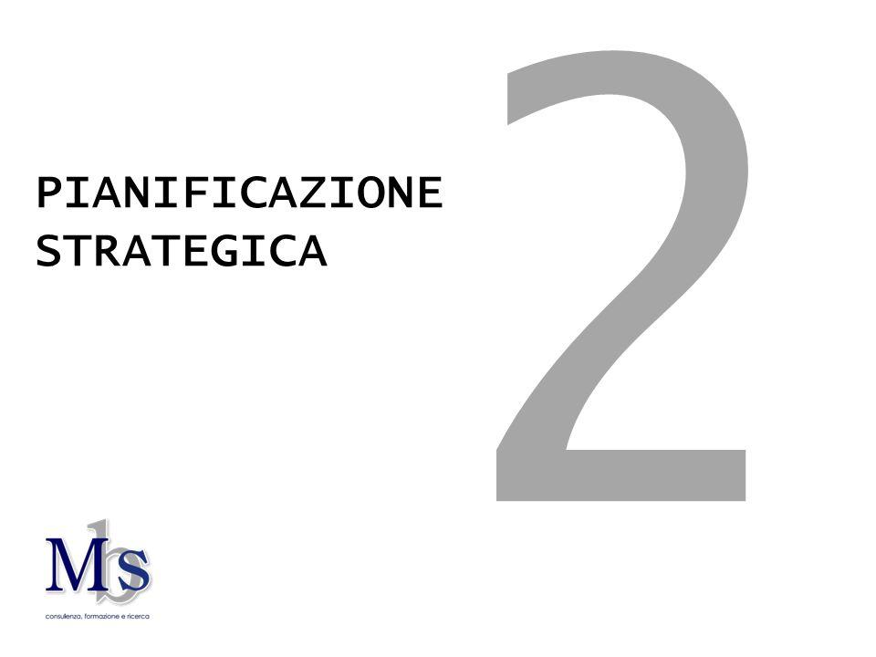PIANIFICAZIONE STRATEGICA 2