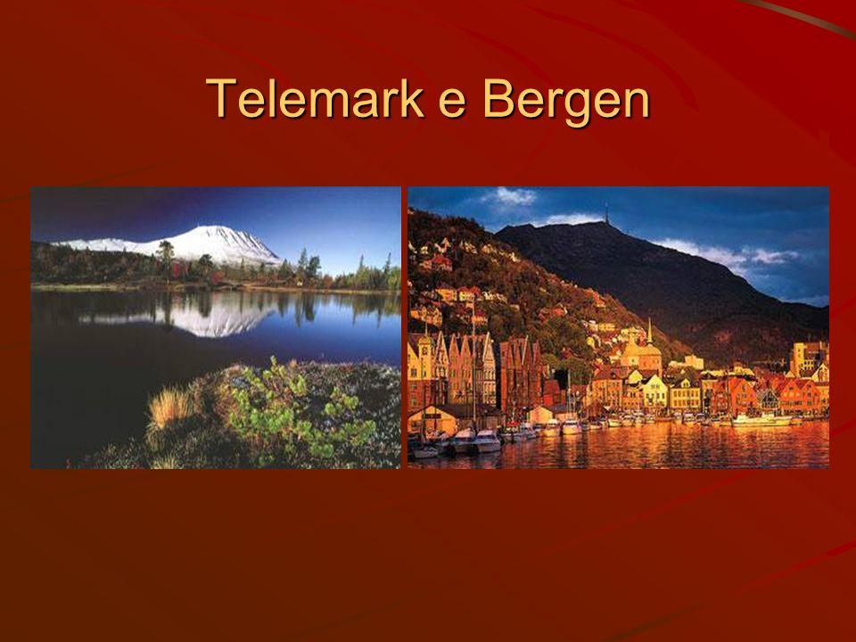 Telemark e Bergen