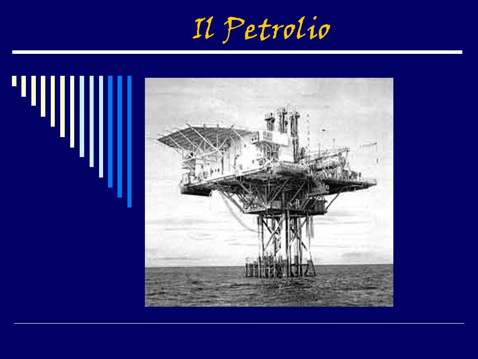  Miscela oleosa, costituita da vari idrocarburi (composti d'idrogeno e carbonio): gassosi, liquidi e solidi.