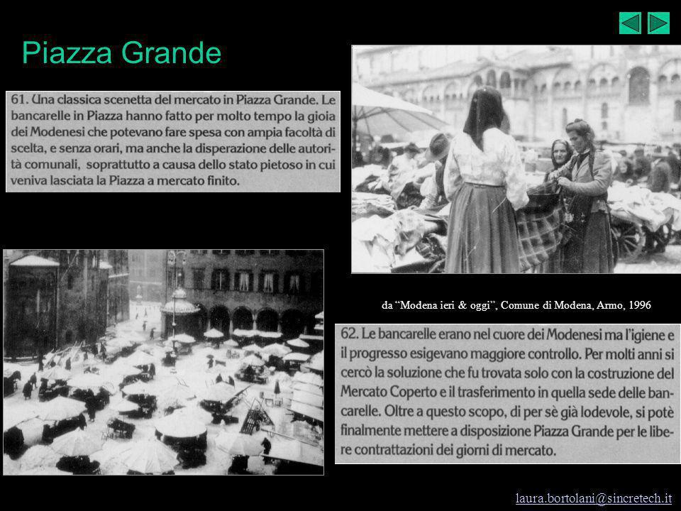 """Modena e i rifiuti I rifiuti e Modena laura.bortolani@sincretech.it 1997-98 cl. seconda A I.G.E.A. prof.ssa Laura Bortolani Fregni Lo spazzino da """"Mod"""