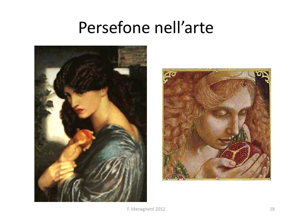 Persefone nell'arte F. Meneghetti 201219