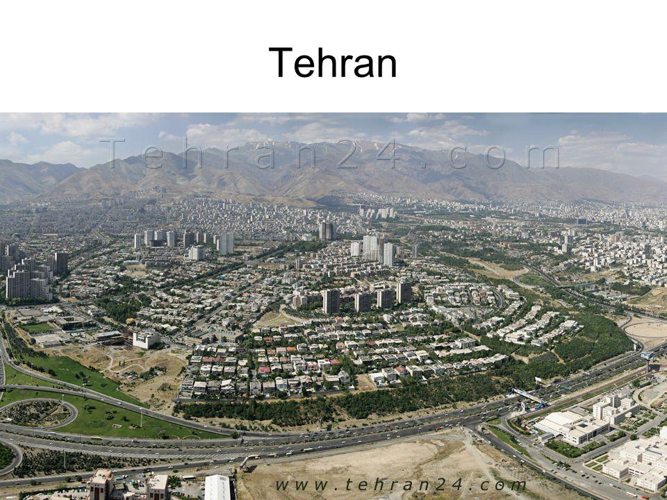 Tehran: Monumento alla libertà