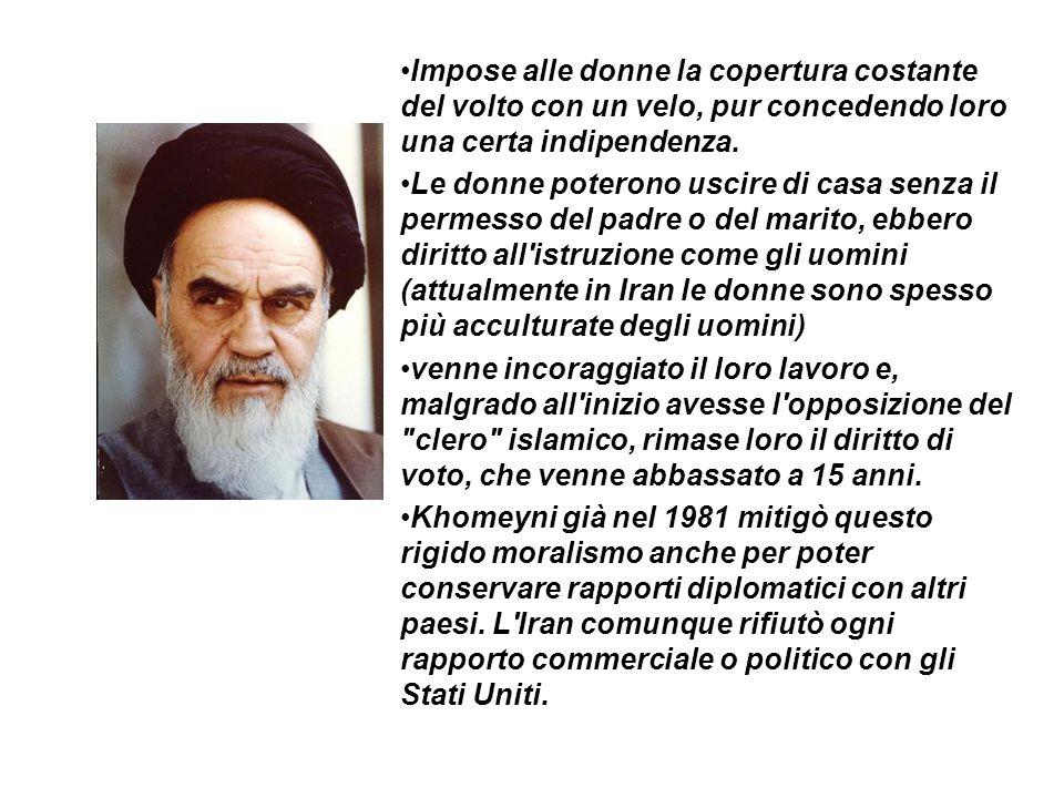 Bani Sadr Primo Ministro Le prime elezioni presidenziali dell'era repubblicana si svolgono nel giugno del 1980.