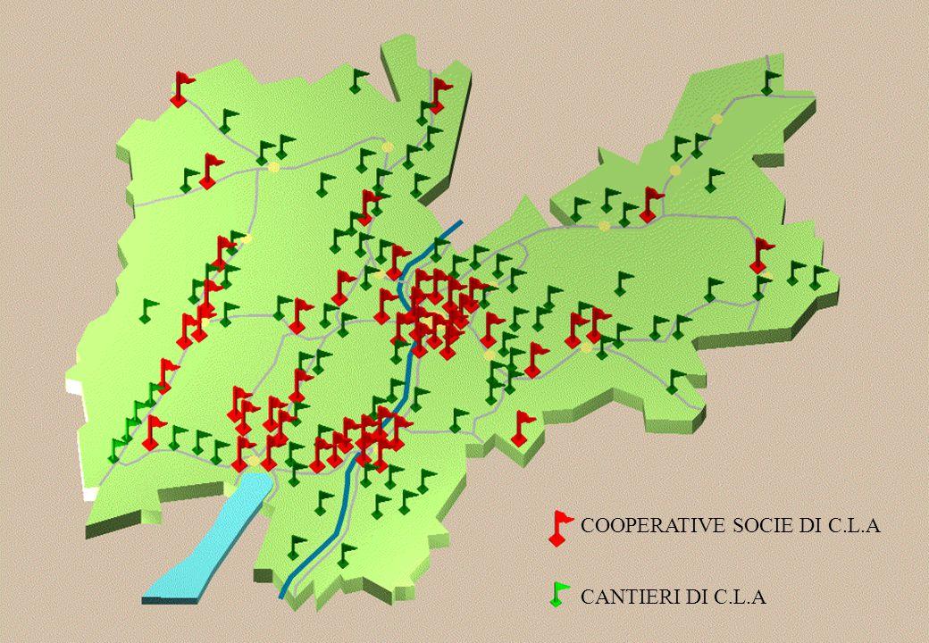 COOPERATIVE SOCIE DI C.L.A CANTIERI DI C.L.A