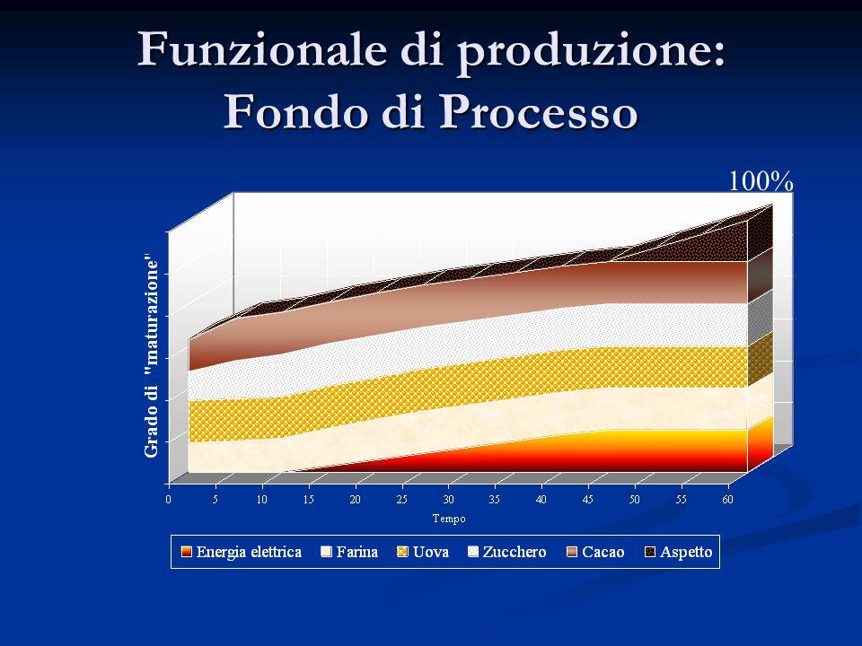 Funzionale di produzione: Fondo di Processo 100%